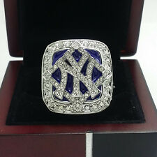 2009 New York Yankees World Series Championship Solid Alloy Ring 11Size Gift