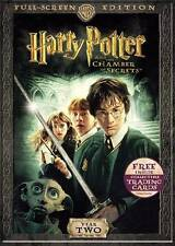 Harry Potter and the Chamber of Secrets (DVD, 2003) NEW Sealed