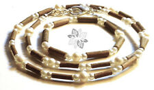 Hazelwood SET Therapeutic Water Pearls (Necklace-Bracelet or Anklet) _