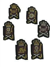 COLOUR SEARGENT GUARDS  (GRENADIER,IRISH,COMPANY,WELSH,SCOTS,COLDSTREAM)  BADGES