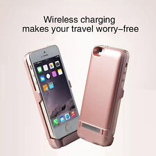 External Battery Charger Case Cover Backup Power Bank For Apple iPhone 5 5s SE