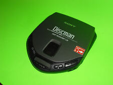 SONY DISCMAN D-171 Disc Man Portable CD Player Digital Mega Bass D171