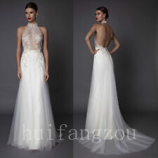 Wedding Dresses Beading Beaded Sweet Bridal Ball Gowns Formal Size 4 8 12 Plus