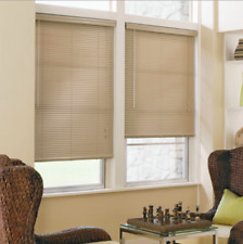 """NEW JCPenney Home 1"""" Aluminum Horizontal Blinds Window Treatment"""