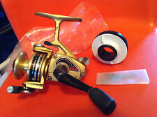Daiwa GS-1 Fishing Reel With Original Handle Vintage. Made in Japan
