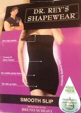 Dr Rey Shapewear Nude Smooth Slip L 1X 2X Non-slip Tummy & Back Shaper New NWT