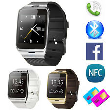Aplus Waterproof Bluetooth Smart Watch phone Wrist NFC Camera for iphone Samsung