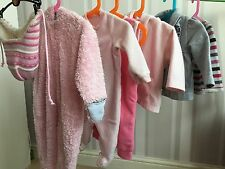 Bundle of Baby Girls Clothes 3-6 months & some up to 12 months