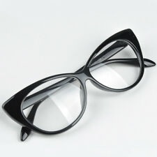 Women Cat Eye Glasses Frame Cute Lovely Eyewear Fashion  Accessories