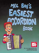 Easiest Accordion Book: Accordion Sheet Music / Songbook