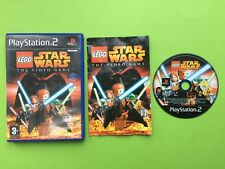 LEGO Star Wars The Video GamePlaystation 2 PS2 PAL + Free UK Delivery