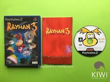 Rayman 3 Hoodlum Havoc Playstation 2 PS2PAL Game + Disc Only Option