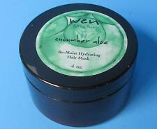 WEN ReMoist Hydrating Hair Treatment Mask LARGE 4 oz CUCUMBER ALOE $72 value