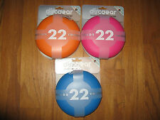 BRAND NEW DISCGEAR DISCUS 22 Blue/Orange, CD/DVD CASE
