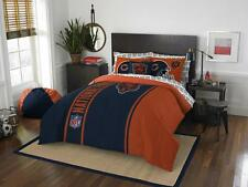 NFL  Full Comforter Set - Soft and Cozy 7 Pc Set