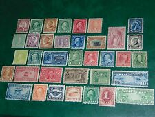 VINTAGE US MINT STAMP COLLECTION  - 3 day AUCTION