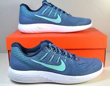 NIB WOMENS NIKE LUNARGLIDE 8 OCEAN FOG TRAINING RUNNING SHOES SZ 6-10