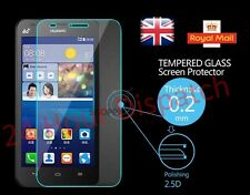 100%Genuine Tempered Glass Screen Protector For Huawai Ascend G620s{fu279