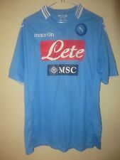SSC Napoli Italy Home Shirt 13/14 - Brand New With Tags