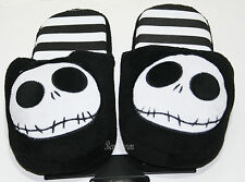 NEW The Nightmare Before Christmas JACK ADULT Slippers PLUSH HOUSE SHOES SMALL