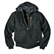 Dickies Men's Rigid Duck Hooded Jacket - Choose SZ/Color