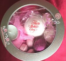 Mother's Day Personalised Bath Bomb Gift Set. Handmade in the UK