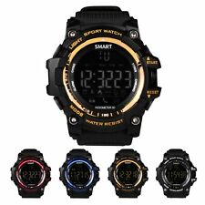 Waterproof Bluetooth 4.0 Smart Watch Phone Mate For Android IOS iPhone Samsung