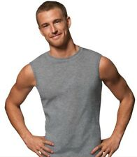 Hanes 4 Pack Tagless ComfortSoft Sleeveless T-Shirts Sport Styling COOLDri XL-2X