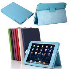 Folio Stand Smart Magnetic PU Leather Case Cover for Apple iPad Air iPad 5th SL