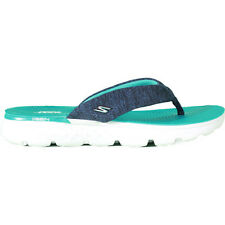Skechers On The Go 400 Vivacity Womens Footwear Sandals - Navy Tl All Sizes