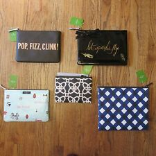 KATE SPADE CLUTCH BAGS POP, FIZZ, CLINK, WILD CARD, LET SPARKS FLY, MORE NWT