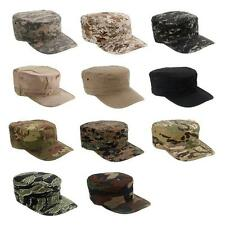 Tactical Mens Military Hat Army Ranger RipStop Patrol Fatigue Cap Combat Hats