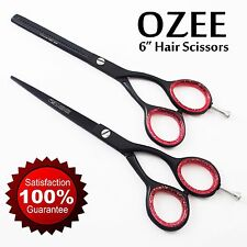 Professional Barber Hairdressing Scissors Thinning Hair Cutting Scissors Shears
