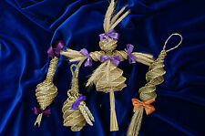Corn Dollies Altar Handcrafted Tools/Ring of friendship~your choice Altar~Pagan