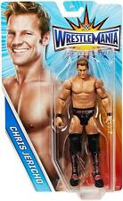 CHRIS JERICHO WWE Mattel 2017 Wrestlemania 28 Action Figure Toy - Mint Packaging
