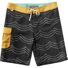 Reef Futures Mens Shorts Boardshorts - Black All Sizes