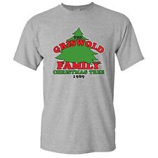 GRISWOLD FAMILY TREE -Christmas Unisex GiftMovie Cool Funny Novelty T-Shirt