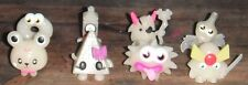 MOSHI MONSTERS FIGURES HALLOWEEN GLOW IN THE DARK RARES WHITE PICK YOUR OWN