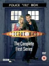 Doctor Who - Series 1 - Complete (DVD, 2005, 5-Disc Set, Box Set)