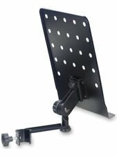 Stagg Music Stand Plate w/ Attachable Holder Arm - Small