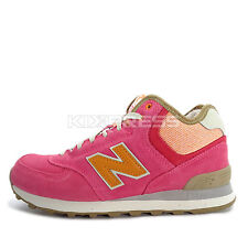 New Balance WH574WB B [WH574WB] Classic Running Pink/Coral-Orange