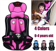 Practical Portable Safety Infant Child Baby Car Seat Seats Secure Carrier Chair