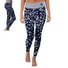 Dickinson State University Blue Hawks Womens Yoga Pants Origami  Design