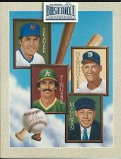1992  National Baseball Hall of Fame and Museum Yearbook
