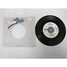 """45 7"""" Vinyl Record Cheap Trick Everything Works if You Let it Promo Single"""
