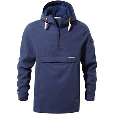 Craghoppers Woodridge Cagoule Mens Jacket Coat - Night Blue All Sizes