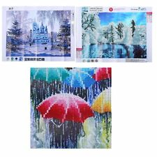30*40CM Landscape Pattern DIY Painting Embroidery Cross Stitch Painting BP