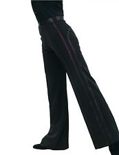 Latin Ballroom Tango Modern Salsa Performance Dance Pants Practice Trousers