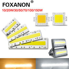 30w 50w 70w 100 150W Light Buls Lamps Cool//White Led COB Chip 220/110V