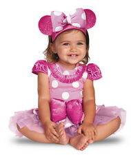 Pink Minnie Mouse Girls Disney Infant Costume